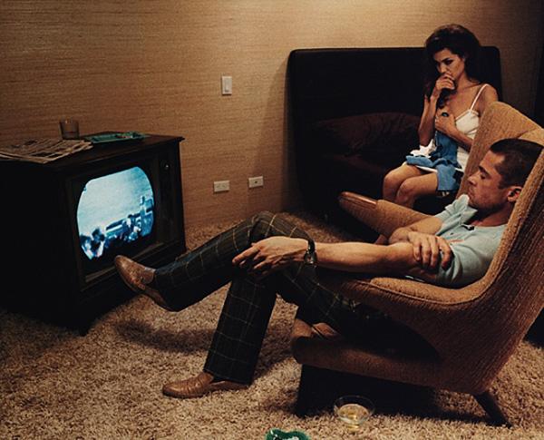 Steven Klein摄影作品:幸福家庭