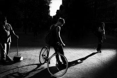 Joseph Michael Lopez摄影作品:亲爱的纽约人