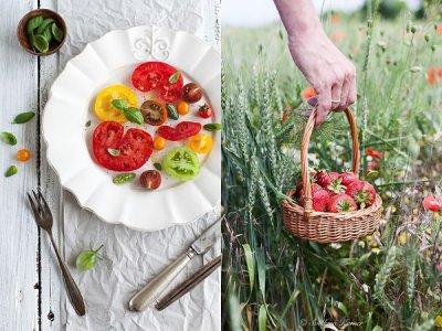 Svetlana Karner食物摄影作品
