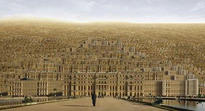 Jean Francois Rauzier的超现实摄影