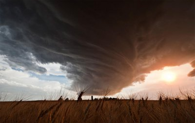 Camille Seaman摄影新作:迷人的天空巨兽