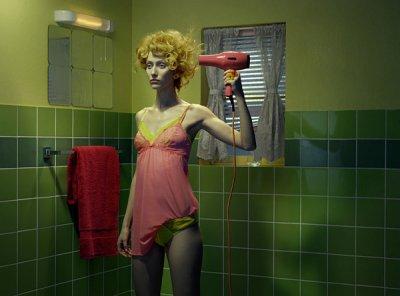 Miles Aldridge时尚摄影作品