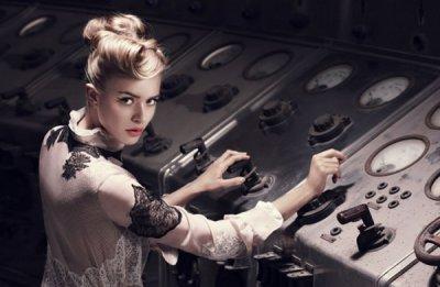 Karen Collins时尚摄影作品