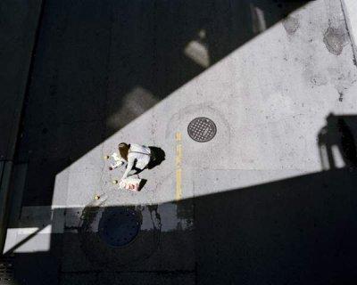 Clarissa Bonet摄影作品:城市空间