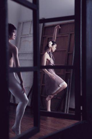 Matthieu Belin摄影作品:上海芭蕾