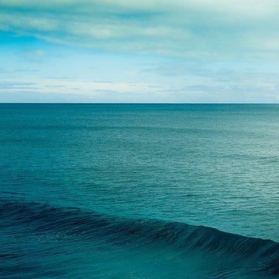 Cuba Gallery摄影新作:新西兰的海