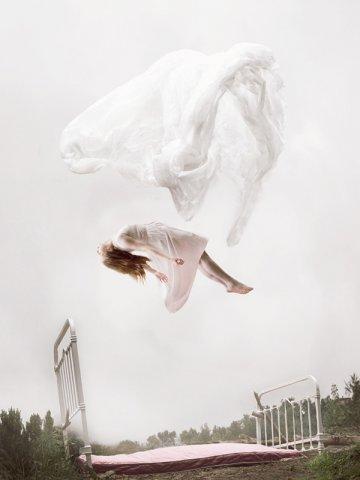 Maia Flore摄影作品:梦中高地
