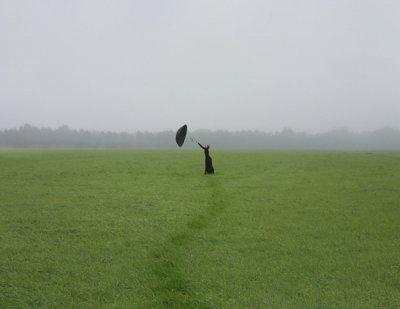 Anna Aden摄影新作:Autumn fields