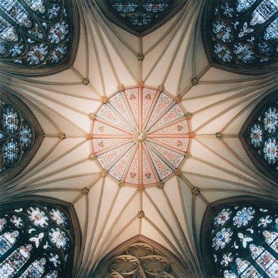David Stephenson建筑摄影作品:穹顶