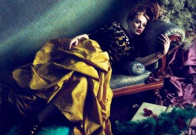 Mert Alas & Marcus Piggott摄影新作:Adele