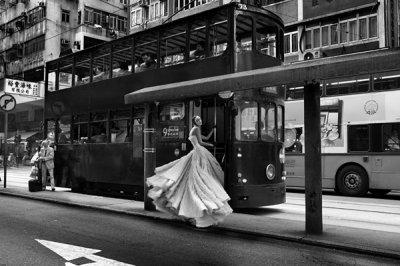 Baldovino Barani时尚摄影作品:香港