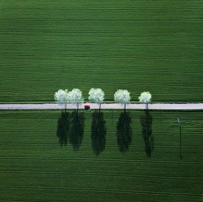 Klaus Leidorf的航拍摄影作品