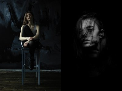 Dmitry Pisotsky肖像摄影作品