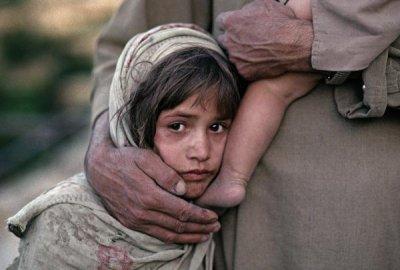 Steve McCurry摄影作品:不同的童年