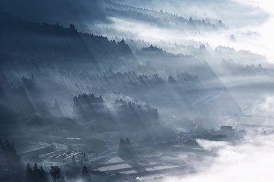 Junya Hasegawa风景摄影作品