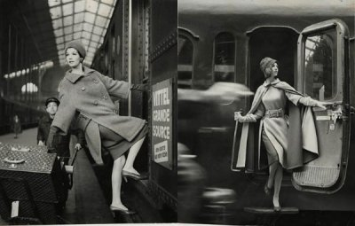 Louis Faurer摄影作品