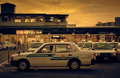 鲍雁洲日本街头摄影作品