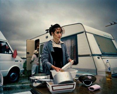 Joakim Eskildsen摄影作品:罗马旅程