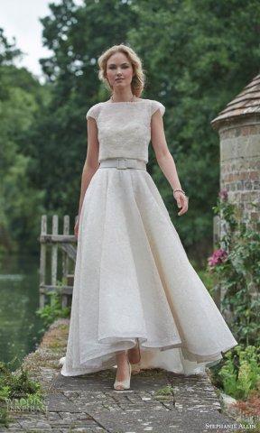 Stephanie Allin 2016婚纱礼服系列