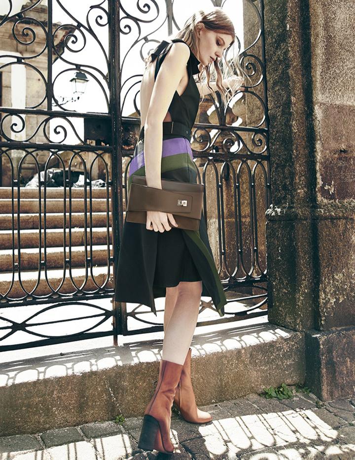 Saara Sihvonen《Vogue》墨西哥版2015年8月号