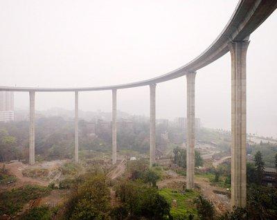 Ferit Kuyas摄影作品:野心之城重庆
