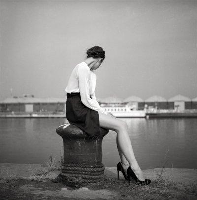 Jan Scholz人像摄影作品