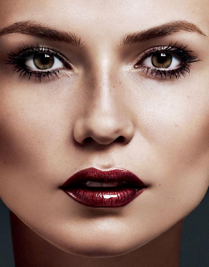 Natasha Poly《Glamour》俄罗斯版2015年9月号