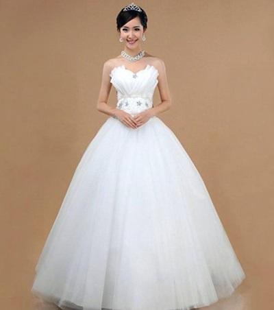 婚纱款式分类有哪些 让你选择最爱的那款