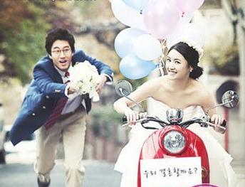 只需6步让80后拍出唯美的韩式风格婚纱照
