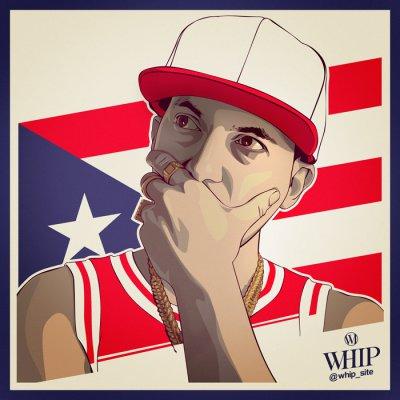 Souliers Maxime:Hip Hop歌星插画