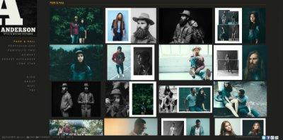 25个高清摄影网站案例