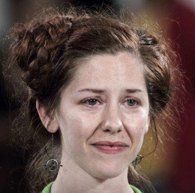 Marina Abramovic令人心碎的照片