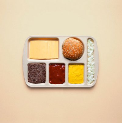 David Schwen颜色明艳的美食摄影