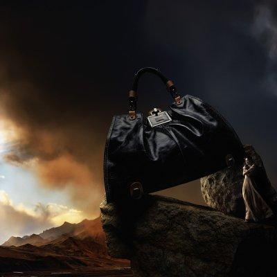 一组惊艳的Francesco Marconi 箱包广告摄影欣赏作品