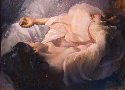 美国女画家Mara Light女性油画欣赏