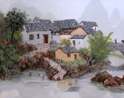 女画家木西油画作品欣赏