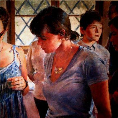 美国Robert Andes人物油画作品欣赏