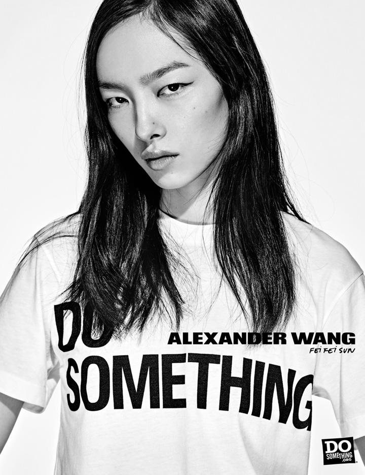 Alexander Wang 十周年「Do Something」限量系列广告大片