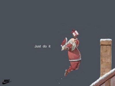 圣诞创意海报设计