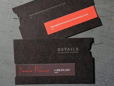 DesignBliss包装和名片设计