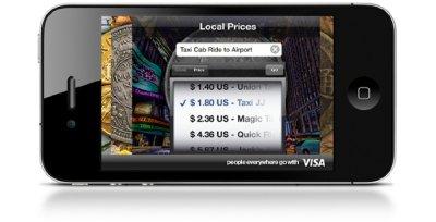 Visa Global推广设计