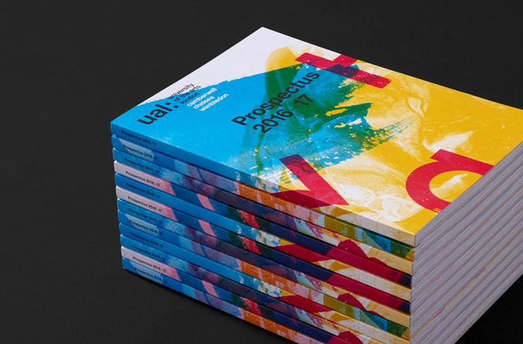伦敦艺术大学夏季推广平面设计分享