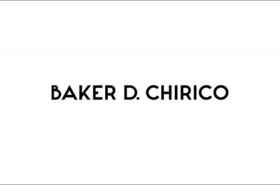 Baker D. Chirico面包店品牌形象设计