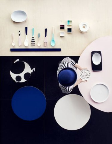 """创意的美食的""""色"""" 之美VI表现计"""
