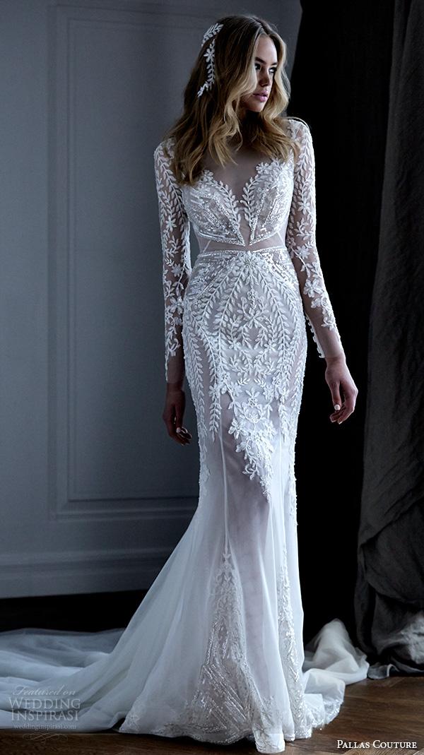 Pallas Couture 2016「La Haute Bijoux」婚纱系列