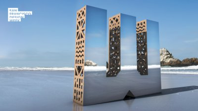 2015 旧金山设计周视觉识别vi设计