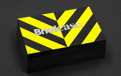 Briefcase工业设计工作室VI设计