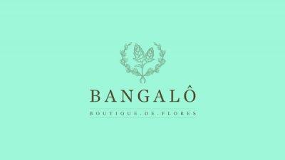 巴西花店Bangalô品牌设计