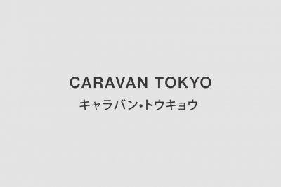 Caravan Tokyo 东京大篷车VI设计