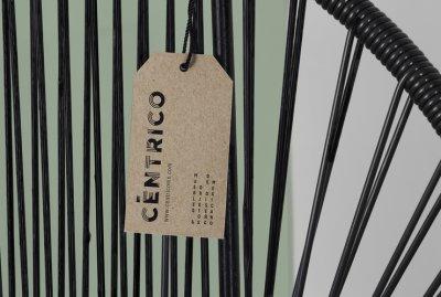 Céntrico 椅品牌VI设计